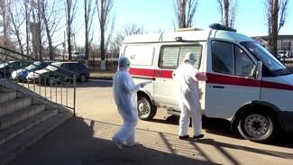 В Воронежской области коронавирус нашли у 317 новых пациентов