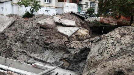 «Все деньги уходят на лекарства». В Воронеже жильцы дома осталась без тепла из-за ремонта