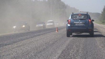 Врезавшийся в дерево из-за щебня водитель потребовал 1,8 млн от воронежских дорожников
