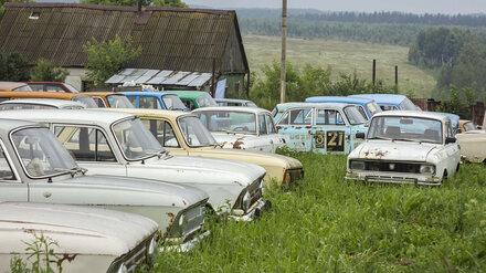 Воронежец выставил на продажу ржавый «Москвич» за 740 тыс. рублей