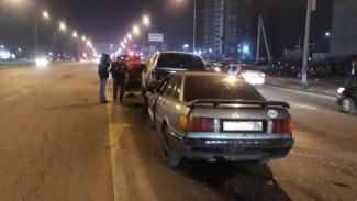 Стали известны подробности массовой аварии на окружной в Воронеже