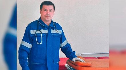 В Воронежской области внезапно умер врач скорой