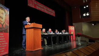 У воронежского обкома КПРФ сменился первый секретарь