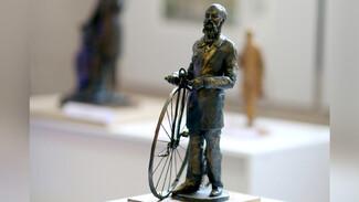 Воронежцам показали модели памятника Вильгельму Столлю, который появится в центре города