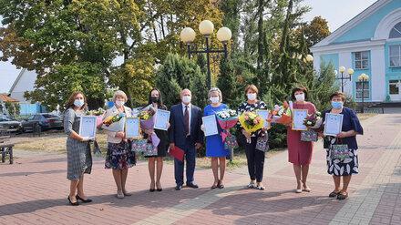 Сергей Лукин поздравил сотрудников детсадов с профессиональным праздником