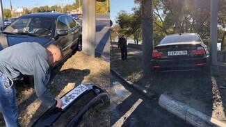 Стали известны подробности массового ДТП с вылетевшей на тротуар BMW