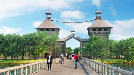 В Воронеже нашли проектировщика для тематического парка «Петровский остров»