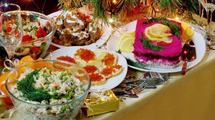 Эксперты подсчитали стоимость новогоднего стола в Воронежской области