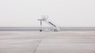 В воронежском аэропорту построят новые парковки и КПП