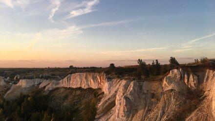 Въезд на видовые площадки Белого колодца под Воронежем закроют в сентябре