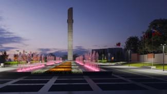 Фонтаны и смотровая площадка. Как реконструируют площадь Победы в Воронеже