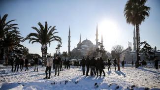 Зимой из Воронежа вновь запустят рейсы в Стамбул