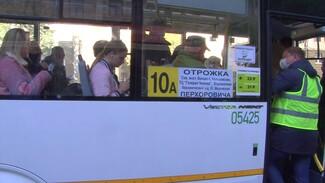 Воронежцам рассказали о повторных антиковидных рейдах в маршрутках и торговых центрах