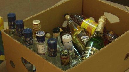В Воронежской области назвали район, где чаще всего умирают от алкоголя