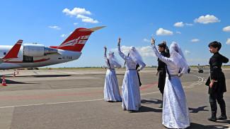 Из Воронежа запустят прямые авиарейсы в Грузию