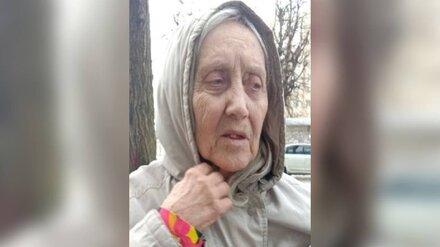 В Воронеже пропала 79-летняя пенсионерка с плохой памятью