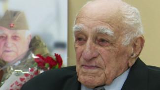 Участник легендарного парада 1941 года и защитник Воронежа умер на 102 году жизни