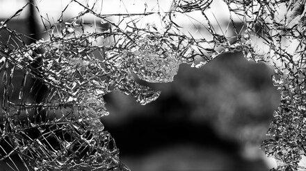 На трассе М-4 «Дон» под Воронежем столкнулись 4 машины: пострадали двое