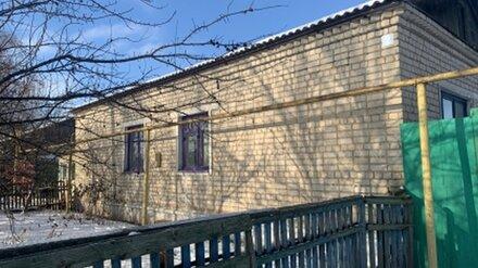 В Воронежской области в частном доме нашли изрезанное тело мужчины