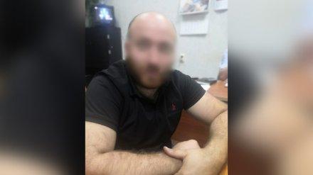 В Воронеже водителя элитной иномарки оштрафовали после жалобы в соцсети