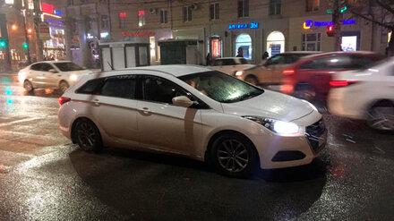 Липчанин пойдёт под суд за ДТП с пострадавшими в центре Воронежа