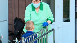 Вернувшиеся к работе детские сады Воронежа приняли 6,5 тыс. малышей