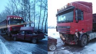 В Воронежской области в ДТП фуры с «ВАЗом» погибли 10-летний ребёнок и двое взрослых