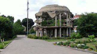 Воронежскую Ротонду законсервируют ко Дню Победы