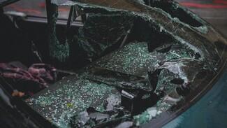 В Воронежской области ВАЗ вылетел в кювет: 16-летняя водитель и три пассажира сбежали