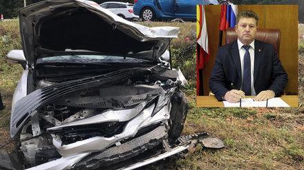 Стало известно о состоянии главы Панинского района после ДТП с погибшей девочкой