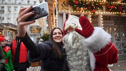 Власти опубликовали программу праздничных акций к Новому году в Воронеже