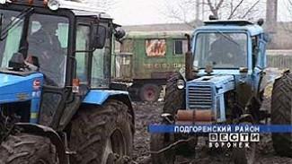 Трактористы Ткачев и Горбанев получили грамоты Минсельхоза