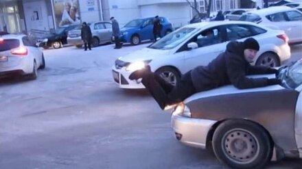 Блогер-провокатор из Воронежа попал в СИЗО за кражу дорожных знаков «Инвалиды»