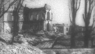 «Города не было». Каким Воронеж сохранился на архивных кадрах времён войны