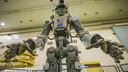 Ракета с воронежским двигателем отправила робота «Фёдора» в космос