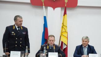 В Воронеж приехал новый главный полицейский области