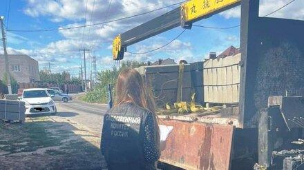 Под Воронежем 30-летнего рабочего убило током