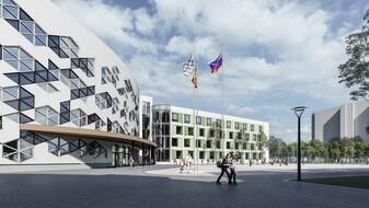 Проект воронежской мегашколы получил одобрение госэкспертизы