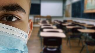 Активные очаги коронавируса нашли в 4 школах Воронежской области