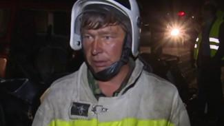 В экстренных службах рассказали, как спасали единственную выжившую в ДТП под Воронежем девочку