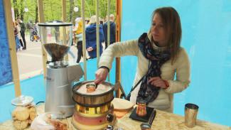 Парковый сезон в Воронеже открыли кофейным фестивалем