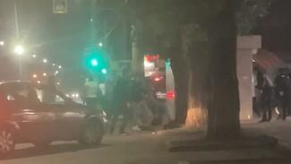 В полиции раскрыли обстоятельства ночной стрельбы на Левом берегу Воронежа