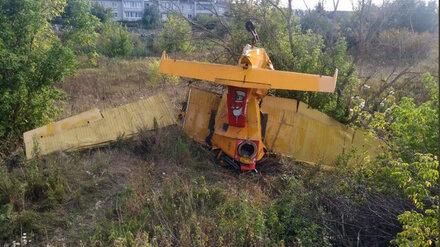 Пилот из Воронежа погиб при крушении легкомоторного самолёта