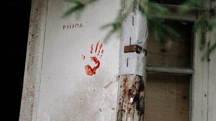 В Воронеже похитителя сигарет вычислили по следам крови на разбитой витрине