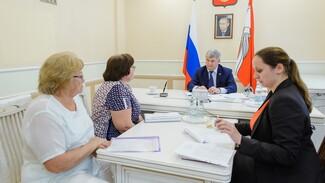 В Воронежской области с 1 июня возобновят личный приём граждан в очной форме