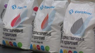 В Воронежской области появится представительство мирового производителя удобрений