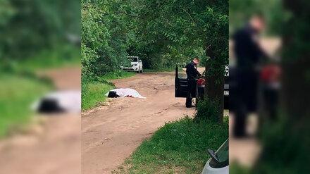 Мёртвую женщину нашли на улице в Воронеже