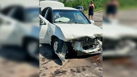 Аварию с 5 пострадавшими в Воронежской области устроил пьяный водитель