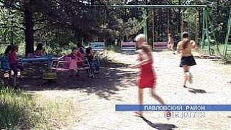 Воронежские школьники проводят время в оздоровительных лагерях