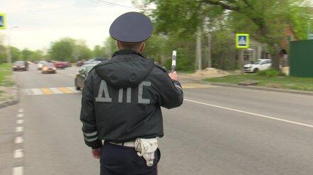 Пьяный водитель переехал сотрудника ДПС в Воронежской области